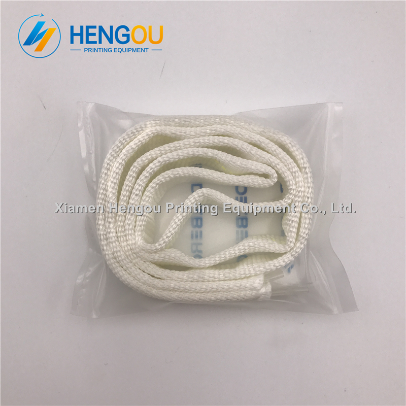 2 pieces Heidelberg air bag 00.580.4473 clamp bag for SM52 machine Heidelberg SM52 parts length 1000mm 1 piece air bag for plate clamp sm74 heidelberg 00 580 4128 with length 1500mm