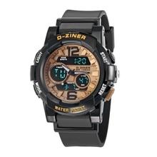 Fashion Laides Waterproof Digital Watch kids Boy girl causal Sports Watches Casual Women's Student Swim Dress LED Wristwatch