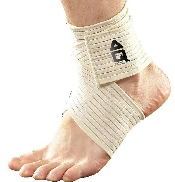 beisebol Ajustável Tornozelo pad guard protector suporte belt brace
