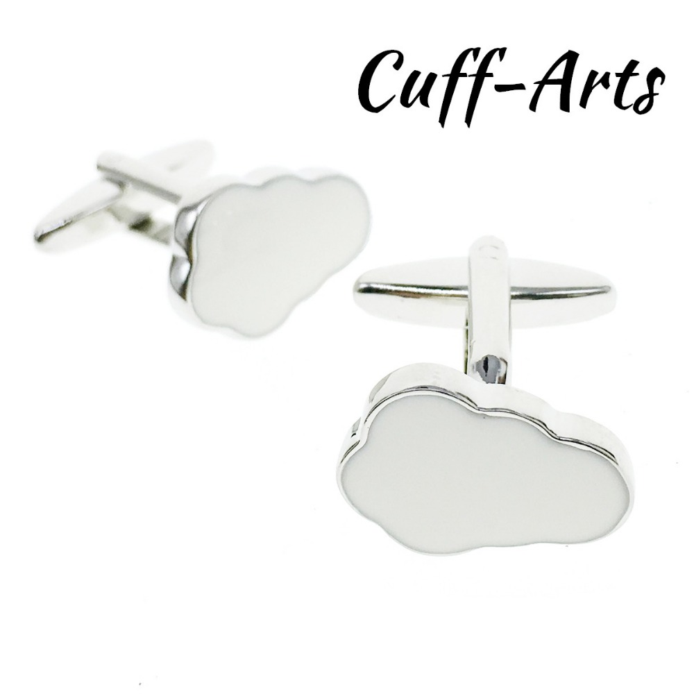 Cuffarts Men Cloud Cufflinks 2018 High Quality Men Cufflinks Jewelry Gift Party Trendy Elegant Cloud Cufflinks C10001Cuffarts Men Cloud Cufflinks 2018 High Quality Men Cufflinks Jewelry Gift Party Trendy Elegant Cloud Cufflinks C10001