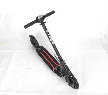 Original e-twow s2 de S 36V 7.5AH batería scooter Eléctrico 500W SCOOTER