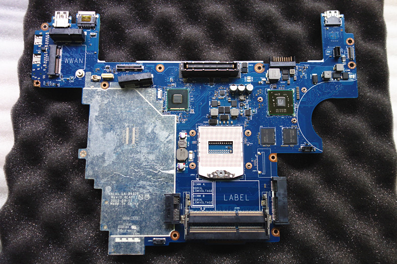 Suitable For DELL E6440 Laptop Motherboard CN-007KGN 007KGN 07KGN VAL91 LA-9932P PGA 947 HD 8690M 2GB MB ,perfect Works