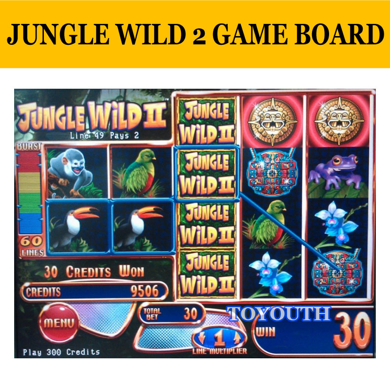 Jungle Wild Casino Game