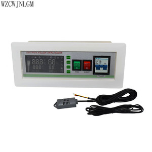 Image 2 - 1 set New Design Xm 18SD Incubator Controller Thermostat Full Automatic And Multifunction Egg Incubator Control System