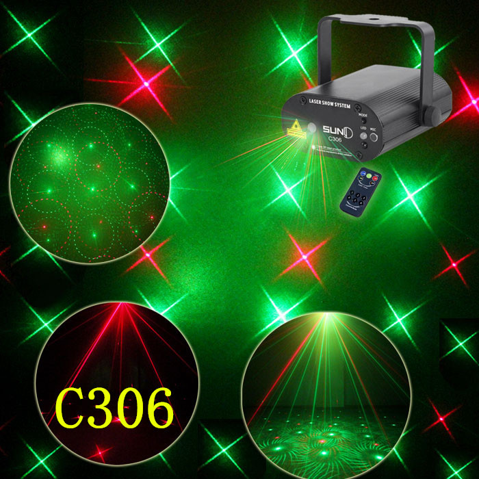 Mini laser light Dance sound control lamp KTV bar Laser  Party  Performance light slv подвесной светильник slv rotoball 25 165390