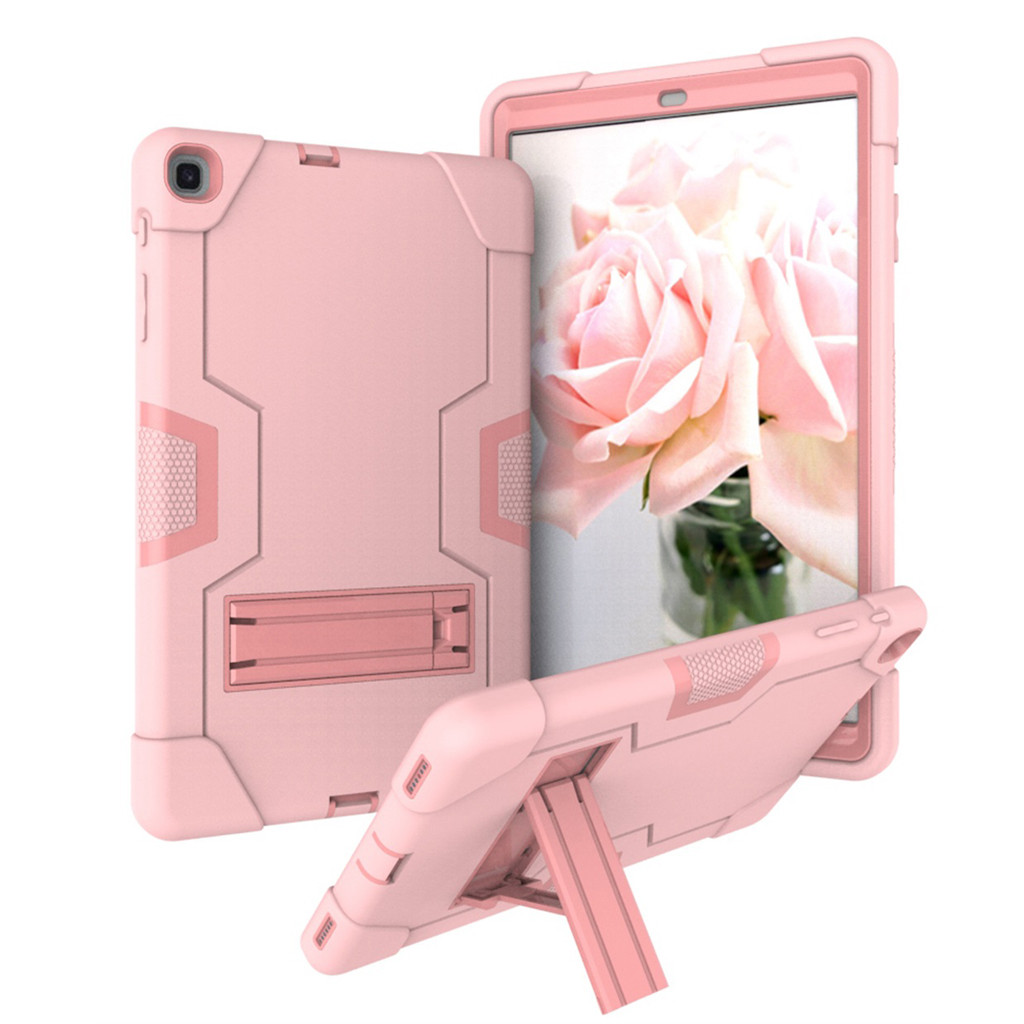 2019 New Case For Samsung Galaxy Tab A 10.1 T510 T515 2019 Tablet Stand Rugged Hard Cover Case Laptop Tablets Dropshipping