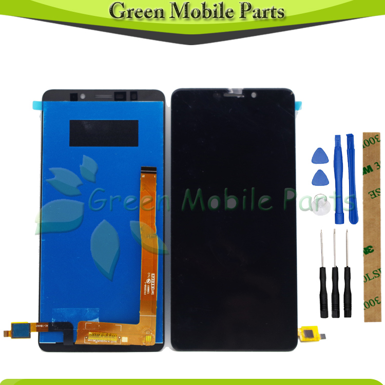 Tested One By One  LCD Display Touch Screen For BQ Mobile BQ-5500L BQ 5500L Advance LCD Display Assembly