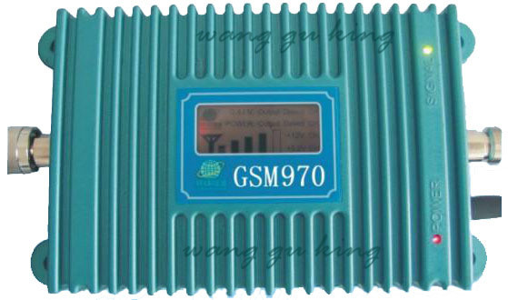 GSM 970 Cell Phone Signal Repeater Amplifer Mobile Booster Amplifier Ofa Cellular Signal Gsm 3g Repeater Booster