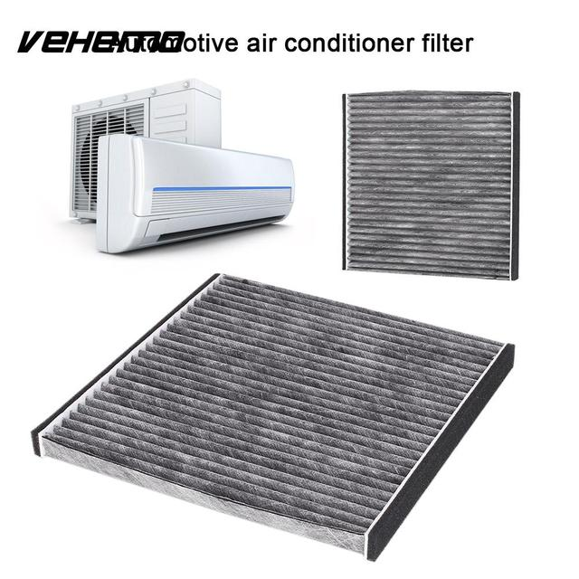 Merveilleux Vehemo Activated Carbon Cabin Air Filter Auto Vehicle Air Filter Durable  Car Cabin Fiber Filter Element