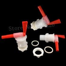 3pcs/lot beer brew Bottling Bucket Plastic Spigot Tap replacement homebrew spigot