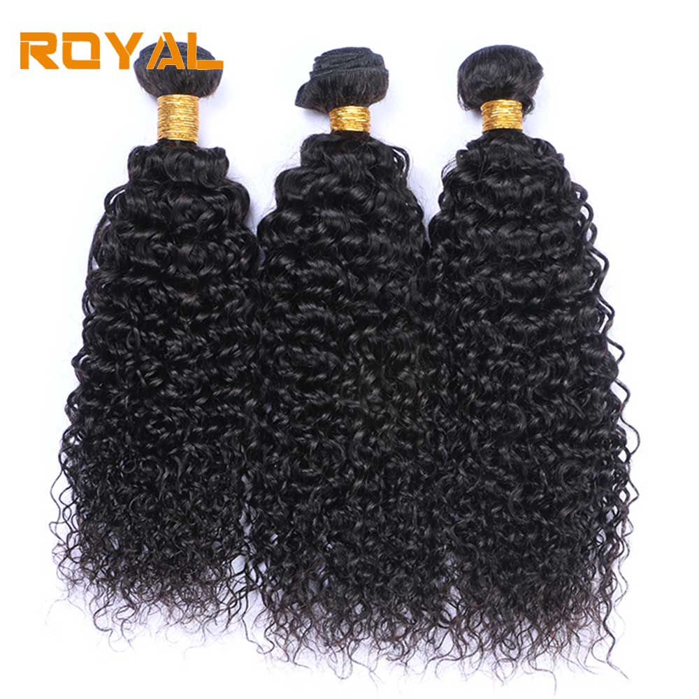 Hair Extensions & Wigs Adaptable Brazilian Kinky Curly Wave Hair 100% Human Hair Weave Bundles 3pcs/bundles Lot Natural Color Non Remy Royal Hair Do You Want To Buy Some Chinese Native Produce? Human Hair Weaves