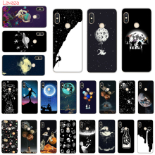 Lavaza Newest Space Moon Astronaut Hard Phone Case for Xiaomi Redmi 5A 5 Plus 6 Pro 6A cases Note 7 Cover