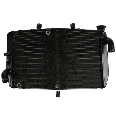 Radiator Cooler Cooling For Honda CBR600 F4I CBR 600 2001-2006 2002 2003 2004 2005 F4 1999-2000 power trains набор с краном 48627