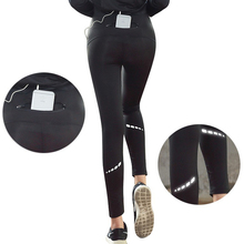 Women Running Tights leggings for fitness Sport Fitness Leggings Workout Seamless Gym Compression Pants