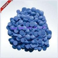 Синий цвет инъекций восковые шарики для Ювелирные изделия воск