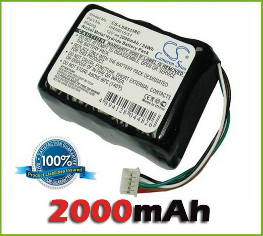 Wholesale Remote Control battery for Logitech Squeezebox Radio (P/N HRMR15/51) new