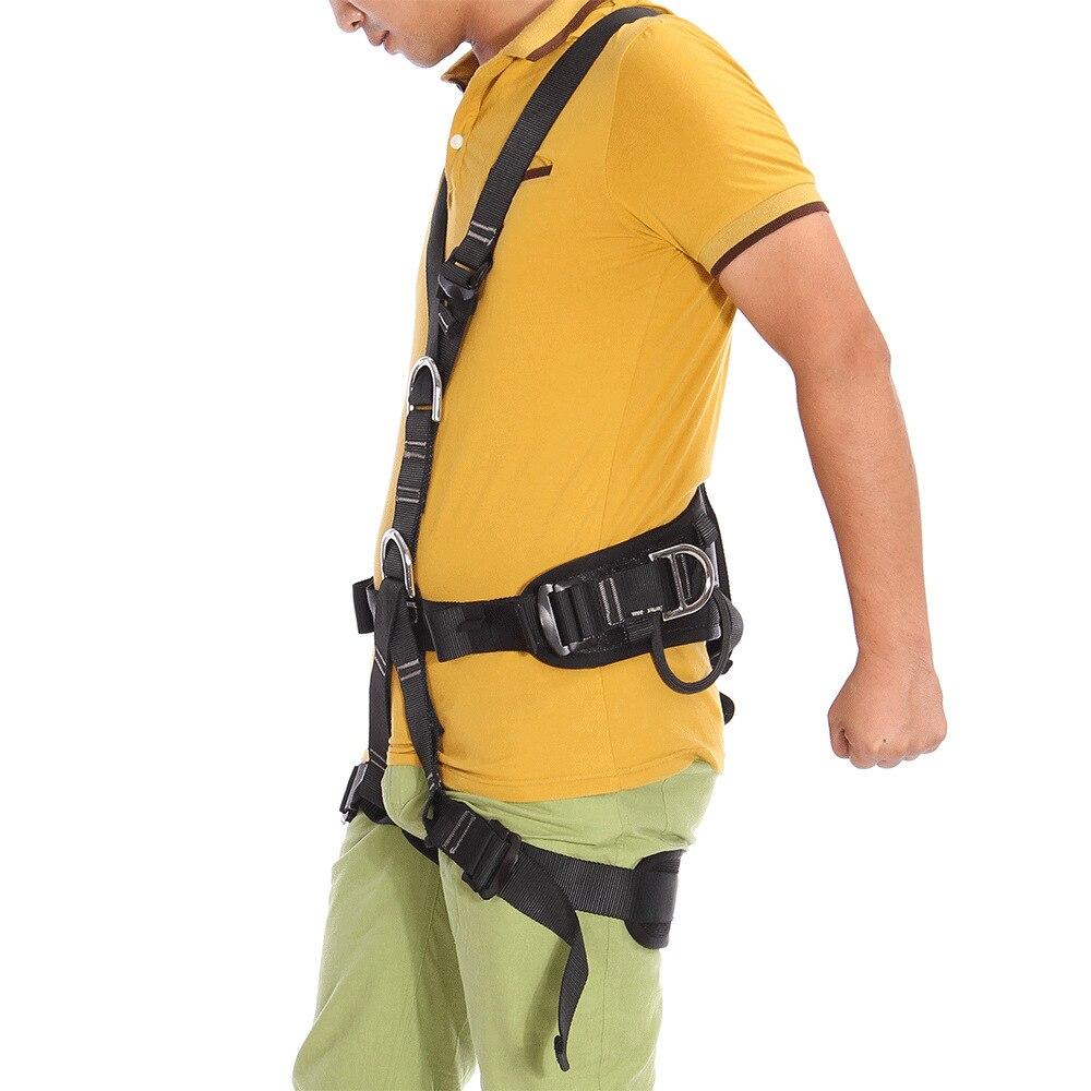 Rock Climbing Harnesses 2