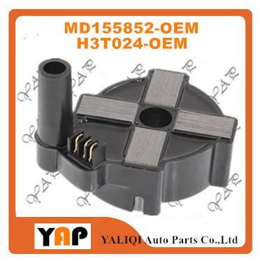 New High Quality Ignition Coil FOR FITMITSUBISHI Eclipse Mirage Expo LRV 1.5L 1.8L 2.0L 2.4L L4 H3T024 MD155852 1992-1996