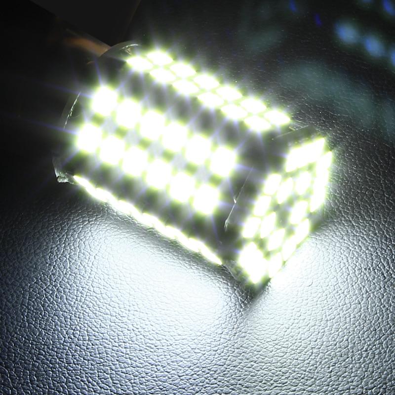 1156 BA15S Luzes de Sinalização de Cauda de Carro 80 SMD LED - Faróis do carro - Foto 4