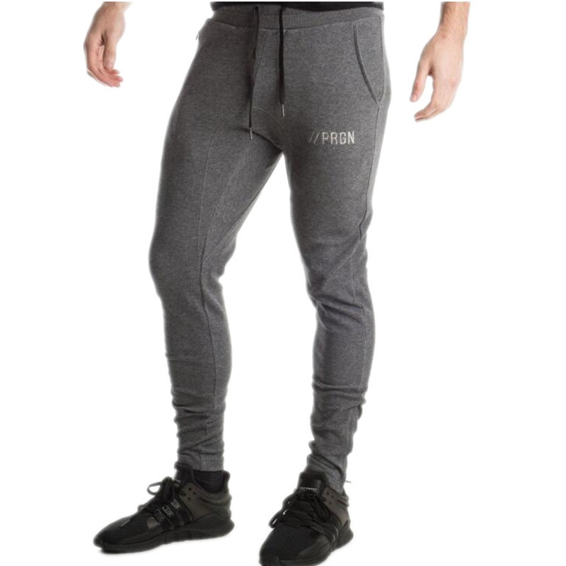 2018 Herren Jogger Lässig Hosen Fitness Männer Sportswear Trainingsanzug Böden Dünne Jogginghose Hose Schwarz Turnhallen Jogger Track Hosen