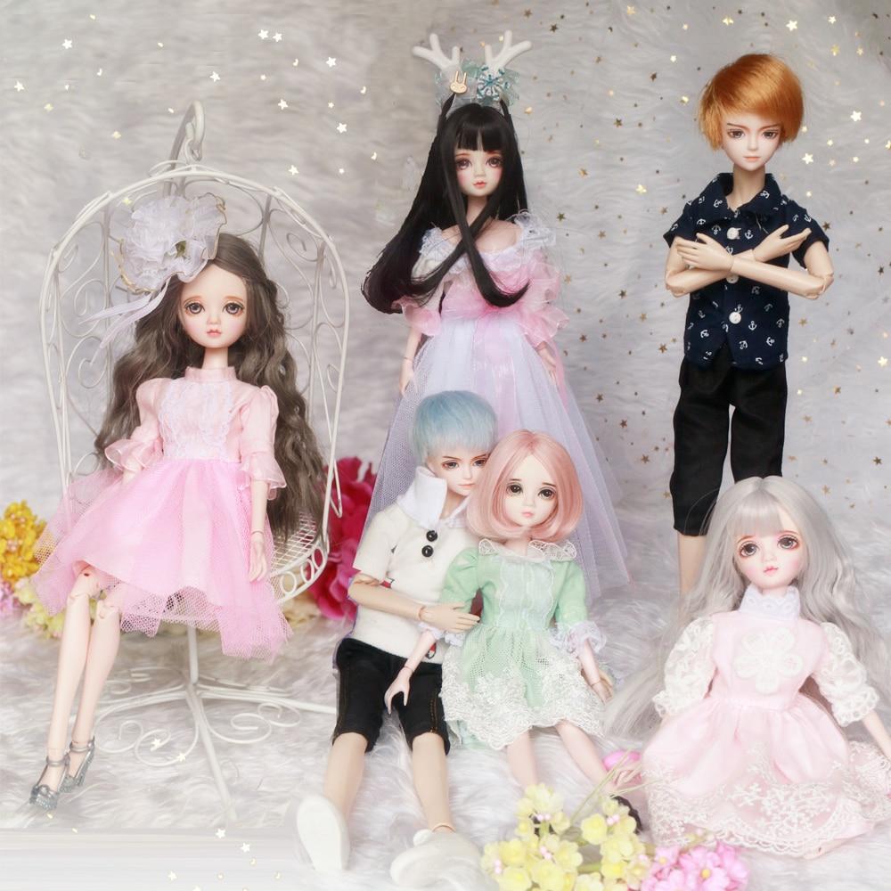 1/6 30cm cheap blyth bjd/sd plastic doll fashion doll diy toy high girl gift doll with clothes make up shoes wigs body head кукла bjd dc doll chateau 6 bjd sd doll zora soom volks