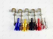 Car Turbo Sound Whistle Exhaust Muffler Pipe Simulator Whistler Size L