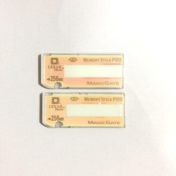 Original 256mb 512MB 1GB Memory Stick PRO MS Pro Flash Memory Card