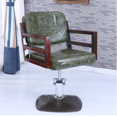 Парикмахерские ретро Утюг промышленных ветер волосы стул Прямая с фабрики Парикмахерская специальный стул - Цвет: 20