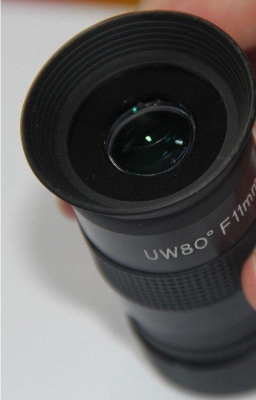 """1,2"""" с многослойным покрытием f11 мм Untra широкоугольный 80 градусов телескоп окуляр"""