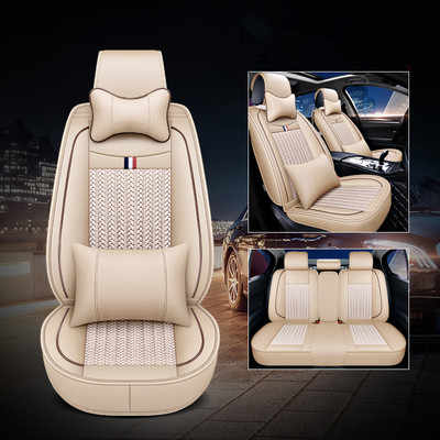 Новое поступление и Бесплатная доставка! Полный комплект автомобильных чехлов + крышка рулевого колеса для BMW X5 E70 5 мест 2013-2007 модное сиденье чехлы