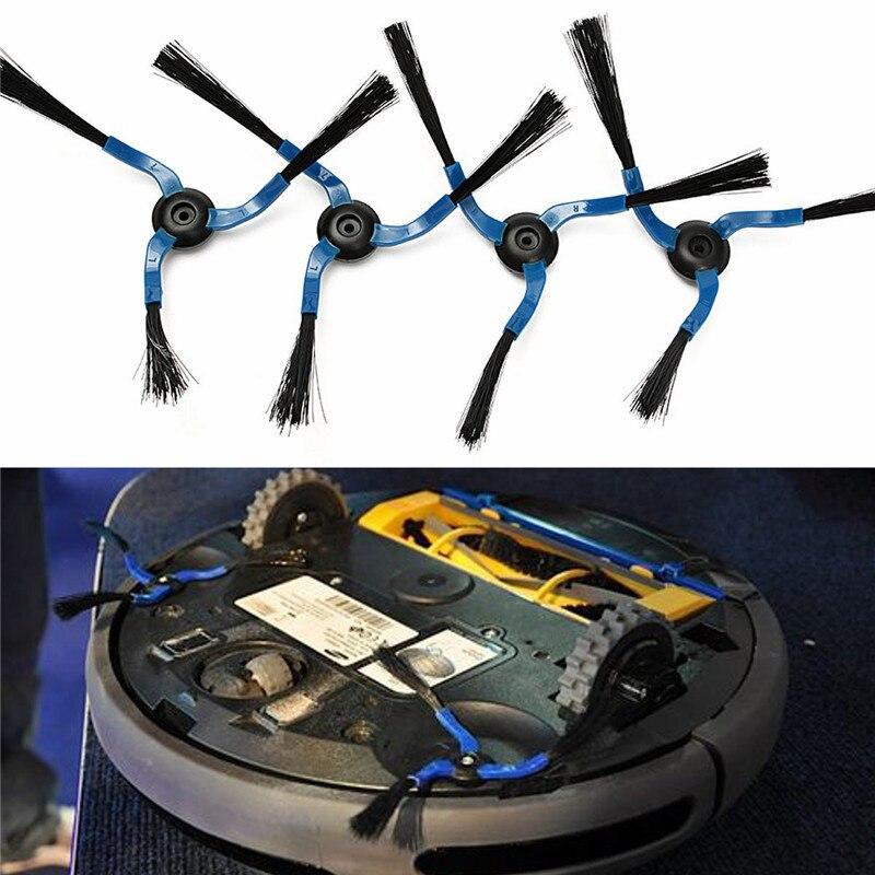 2pcs 3-armed Side Brush Kit For Samsung Navibot Sr8730 Sr8750 Sr8824 Robot Vacuum Cleaner A Pair Brushes Vacuum Parts Accessory Home Appliances Vacuum Cleaner Parts