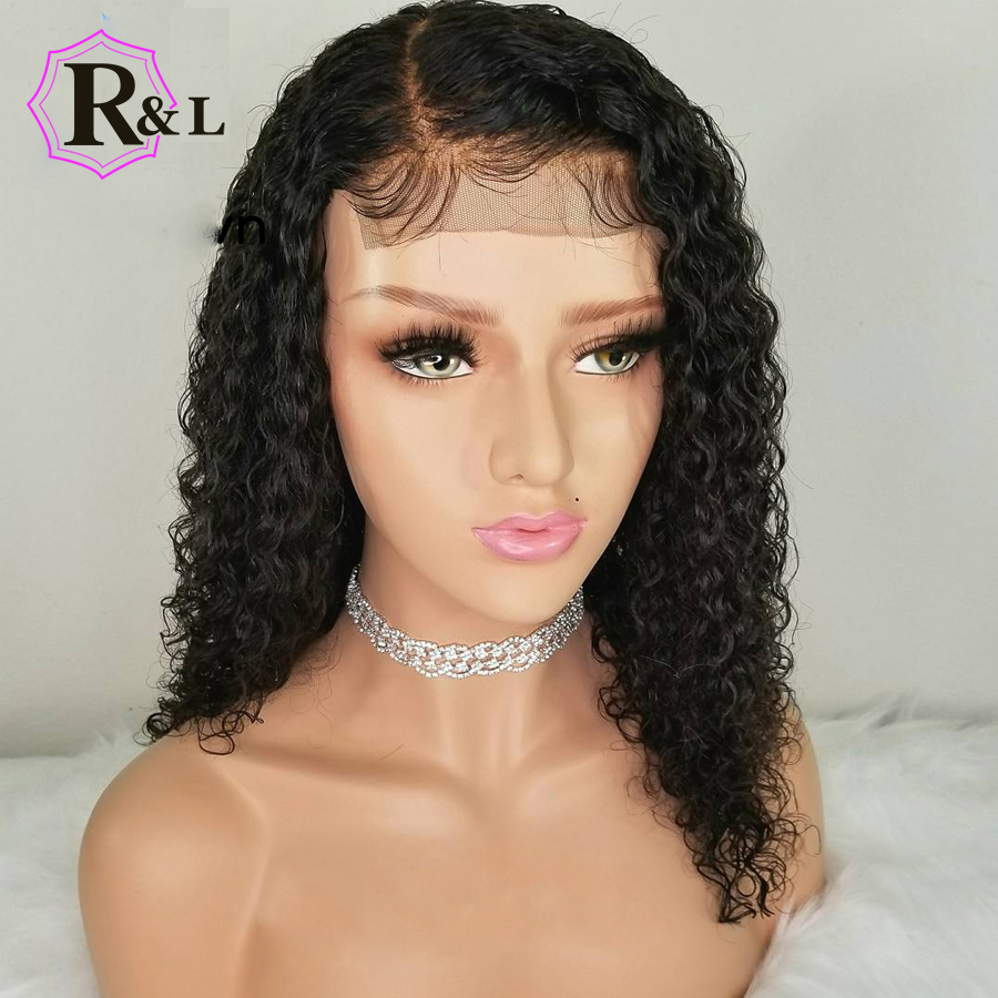 curly wig lace front wigs3