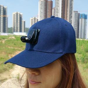 Image 5 - Accessories Sun Hat Headband Strp Cap and Base for Gopro Hero7 6 5 4 3 Xiaomi yi 4K Mijia SJCAM SJ4000 Sj5000 SJ6 EKEN H9 Camera