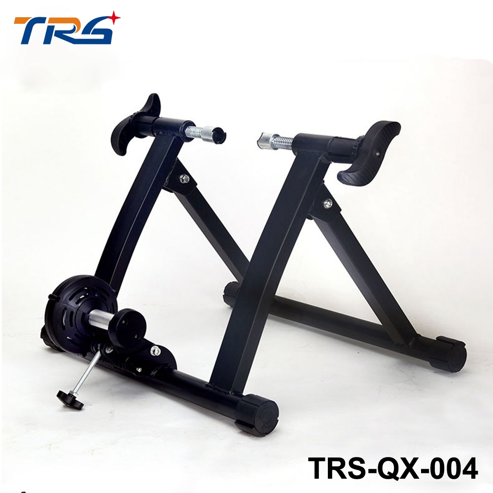 Steel Plastic Cycling Mountain Biking Indoor Training Station Road Bicycle Parking Station Bike Indoor Exercise Trainer Stand
