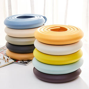 Corner-Protector-Strip for Colorful Home Kids Decorations 2m Safety-Guard-Films Table
