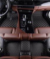 Full Surrounded Special Car Floor Mats For X5 5seats F15 Waterproof Durable Carpets Tasteless Non Slip