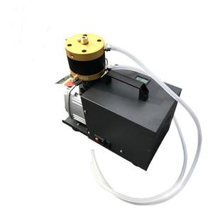 Image 3 - 4500psi 30mpa 300bar bomba pcp compressor de ar alta pressão bomba de ar elétrica para cilindro tanque enchimento gás 110v 220v