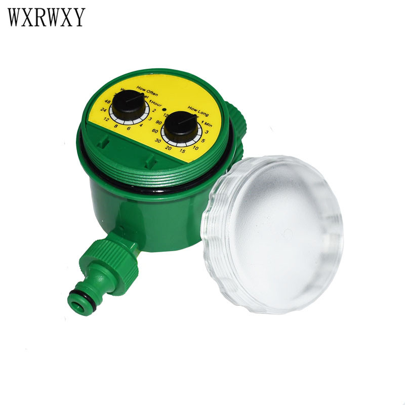 Watering garden timer water automatic timer Irrigation solenoid valve watering controller automatic home garden irrigation(China)