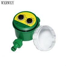 Temporizador de riego automático para jardín, válvula solenoide de riego, controlador de riego automático para jardín y casa