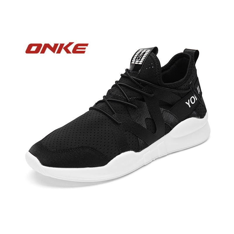 2017 ONKE Men running Shoes Sport Jogging Trainers Breathable Mesh Lover's  mesh outdoor kelme 2016 new children sport running shoes football boots synthetic leather broken nail kids skid wearable shoes breathable 49