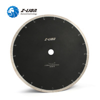 Z LION 14 Inch 350mm Diamond Saw Blade For Cutting Marble Tile Ceramic High Quality Cutting Disc