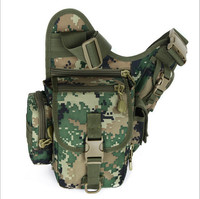 Bag Saddle Bag Camping Outdoors Army Lost His Bag Shoulder Multicolor Tactical Equipment Camouflage Package Men