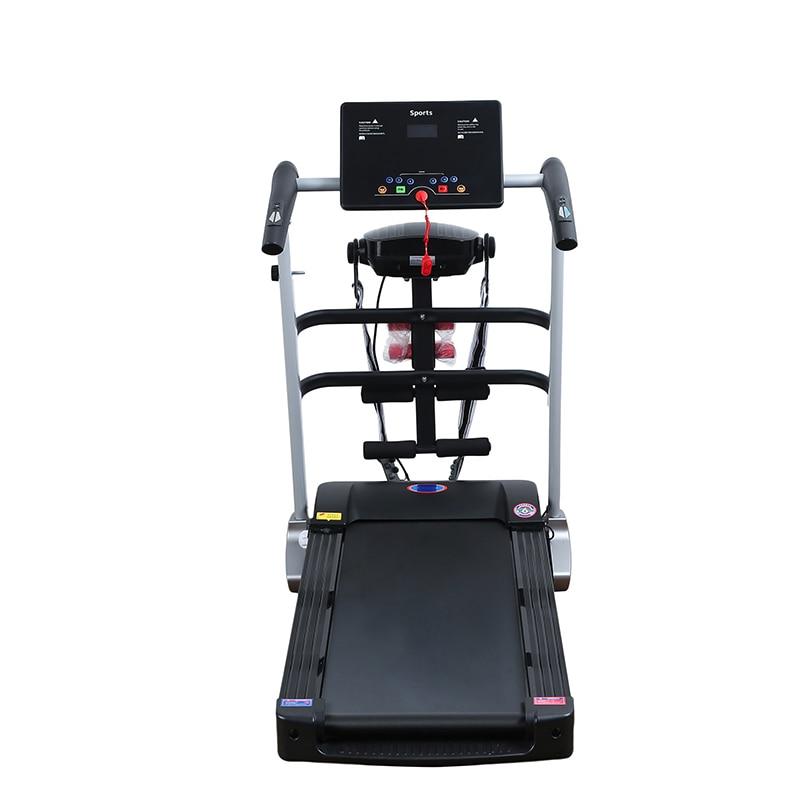 Équipement de fitness d'intérieur multifonctionnel Bluetooth électrique silencieux tapis roulant large ceinture pliante fitness plastique perte de poids - 3