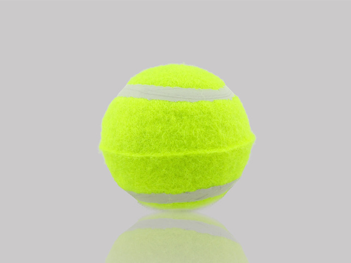 Factory Outlet Pet Supplies Wholesale Three Cats And Dogs Toy Tennis Ball Pet Tennis