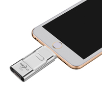 Nrico Usb Flash Drive 8GB 16GB For Ios Pen Drive U Disk 32GB For IPhone 6