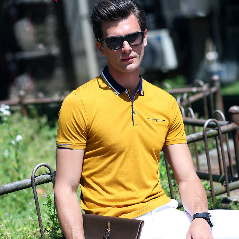 FGKKS Fashion New Men   Polo   Shirts 2019 Summer Male Casual   Polo   Slim Fit Tops Brand Short Sleeve Shirts Men's   Polo   Shirts