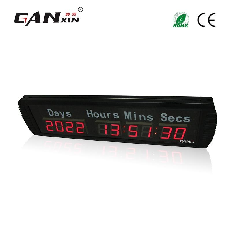 [Ganxin] 1,8 '' vedl 24 hodin digitální časovač odpočítávání hodin