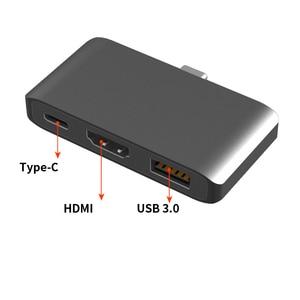 Image 5 - USB C محور إلى HDMI 4K Dex محطة لسامسونج غالاكسي S8 S9 ملاحظة 8 9 Nintend التبديل مع PD USB 3.0 ل جديد باد برو ماك بوك برو