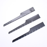 Free Shipping 10PCS 18T 24T 32T Reciprocating Saw Blades For Pneumatic File Saw Tool