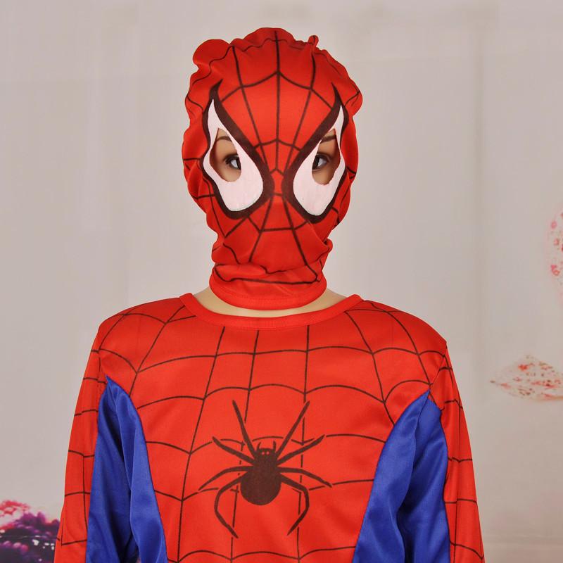 3 styles kids baby superhero spider man superman batman spiderman cosplay carnival halloween costume child accessories for kids 21
